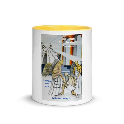 Willie Crawley Jr:Yellow Mug
