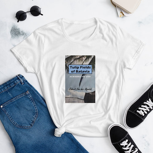 Robert Van Der Upwich: Womens tea-shirt