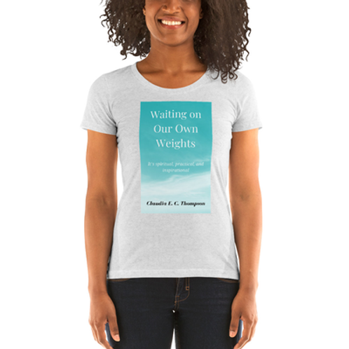 Claudia Thompson - Women's Tri-Blend Tee