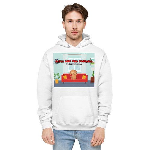 Michelle Kelly-Unisex fleece hoodie