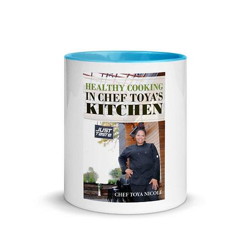 Chef Toya Nicole-Blue Mug