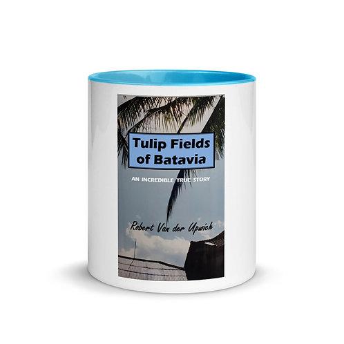 Robert Van Der Upwich: Mug -Blue