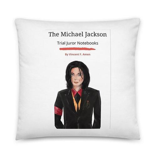 Vincent F. Amen Throw Pillow