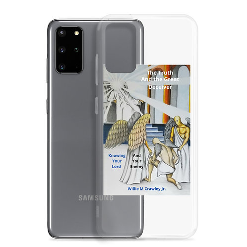 Willie Crawley Jr:  Samsung Phone Cases