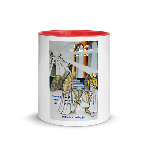 Willie Crawley Jr:Red Mug