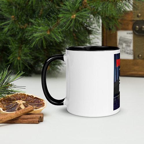 Madeline Monzel - Coffee Mug Black Inside