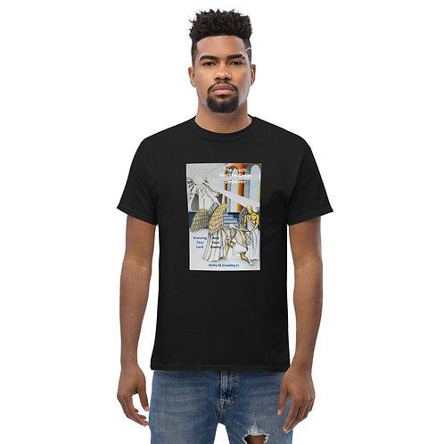 Willie Crawley Jr: Male T-shirts