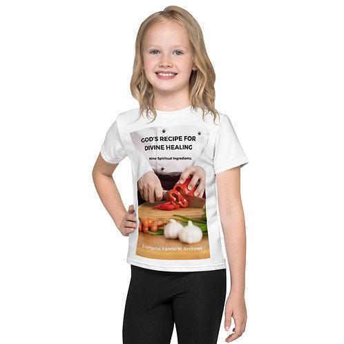 Fannie Briley -Kids Crew Neck T-Shirt