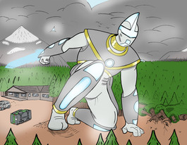 Gigargun, Aesir Character Class Promo Art