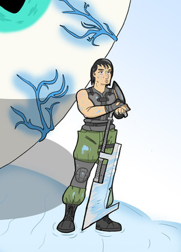 Gigargun, Slayer Character Class Promo Art