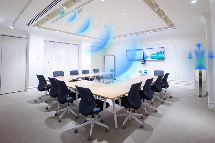 Oficina Sala de reuniones