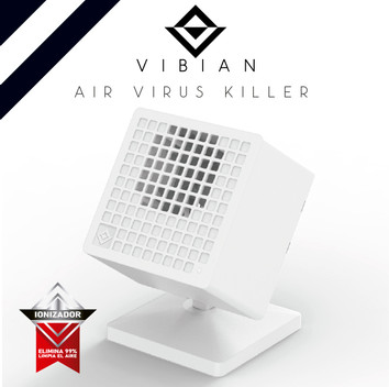 Vibian Air Virus Killer W_front