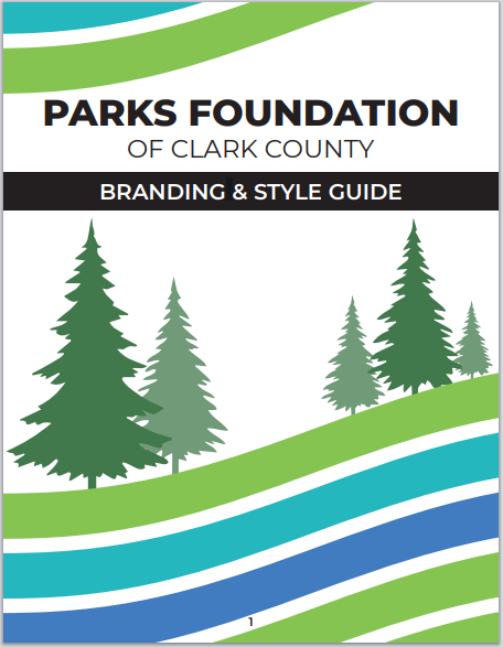 Parks Foundation of Clark County: Style Guide