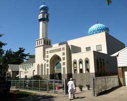"Mosque ""Masjid H. Abubakr"" Flushing"