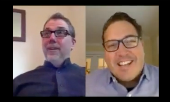 Roger Courville & Greg Rosner Discuss the good, the bad and the ugly - of Presentations & We