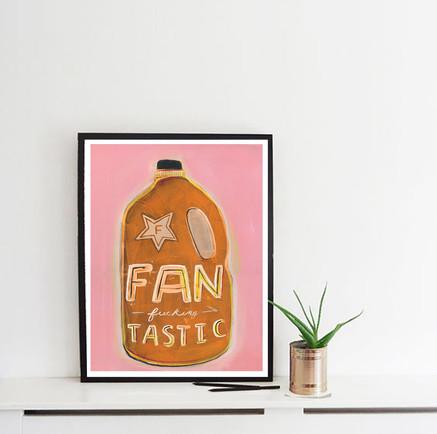 Fan Fucking Tastic