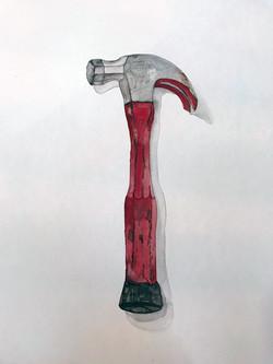 Montgomery Ward Hammer