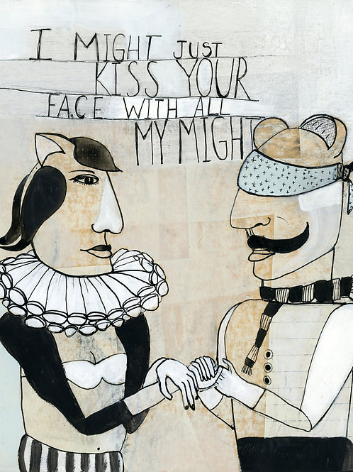 Kiss Your Face