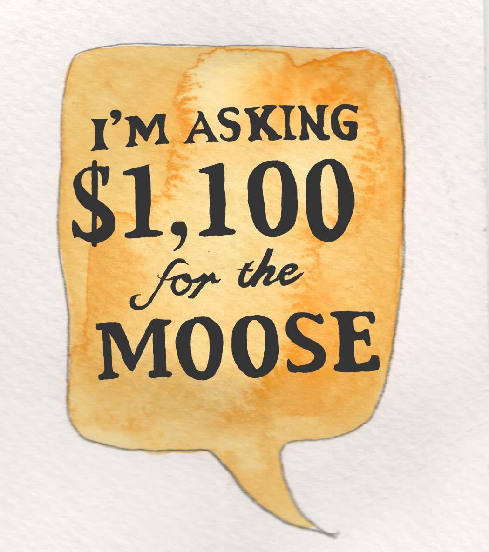 Moose Sale