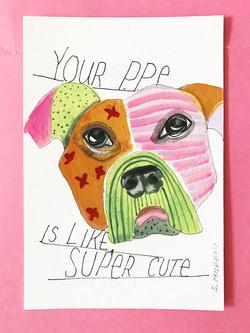 PPE_dog