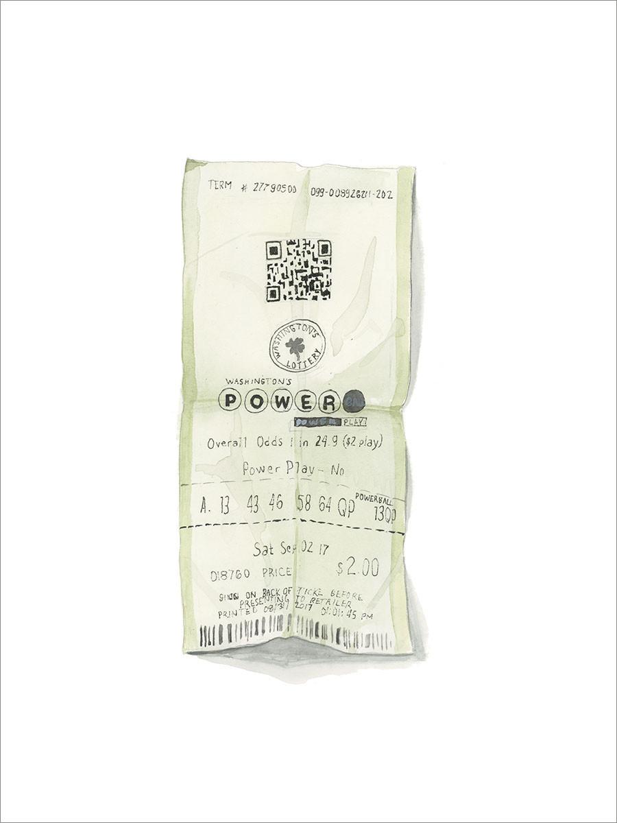 Unwinning Lottery Ticket