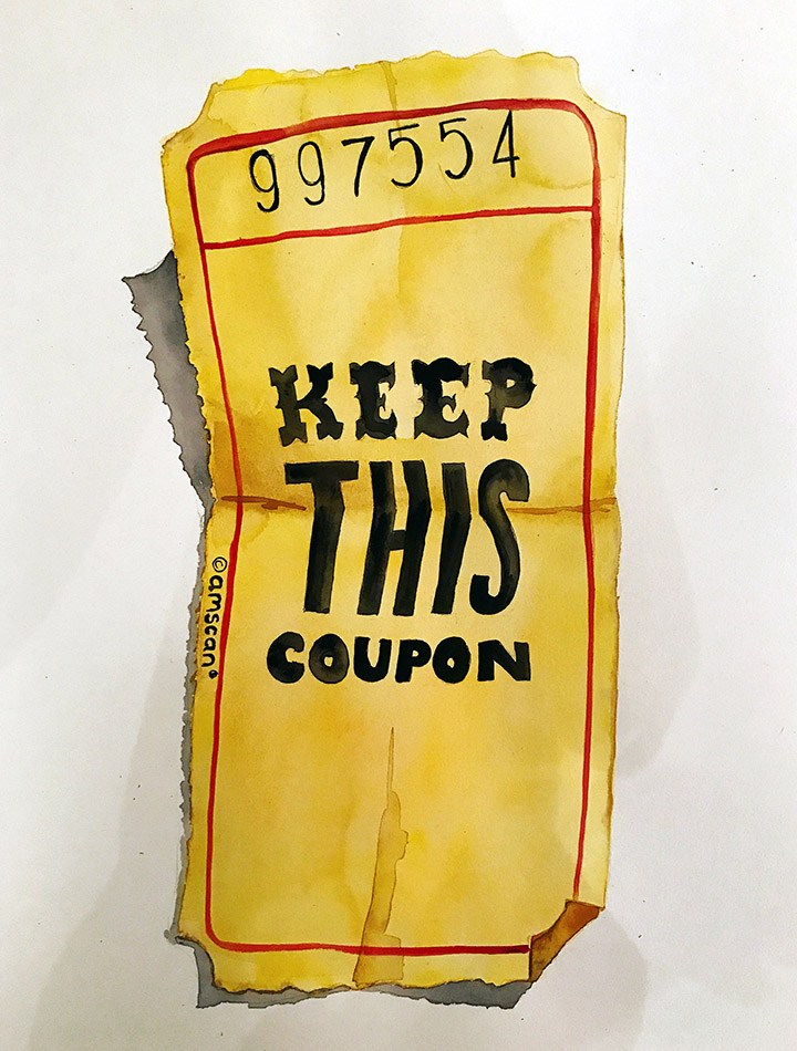 Keep This Coupon