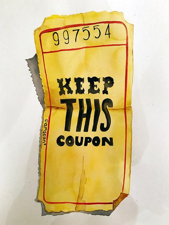 Keep This Coupon