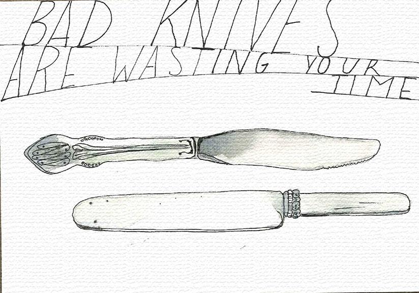 Bad Knives