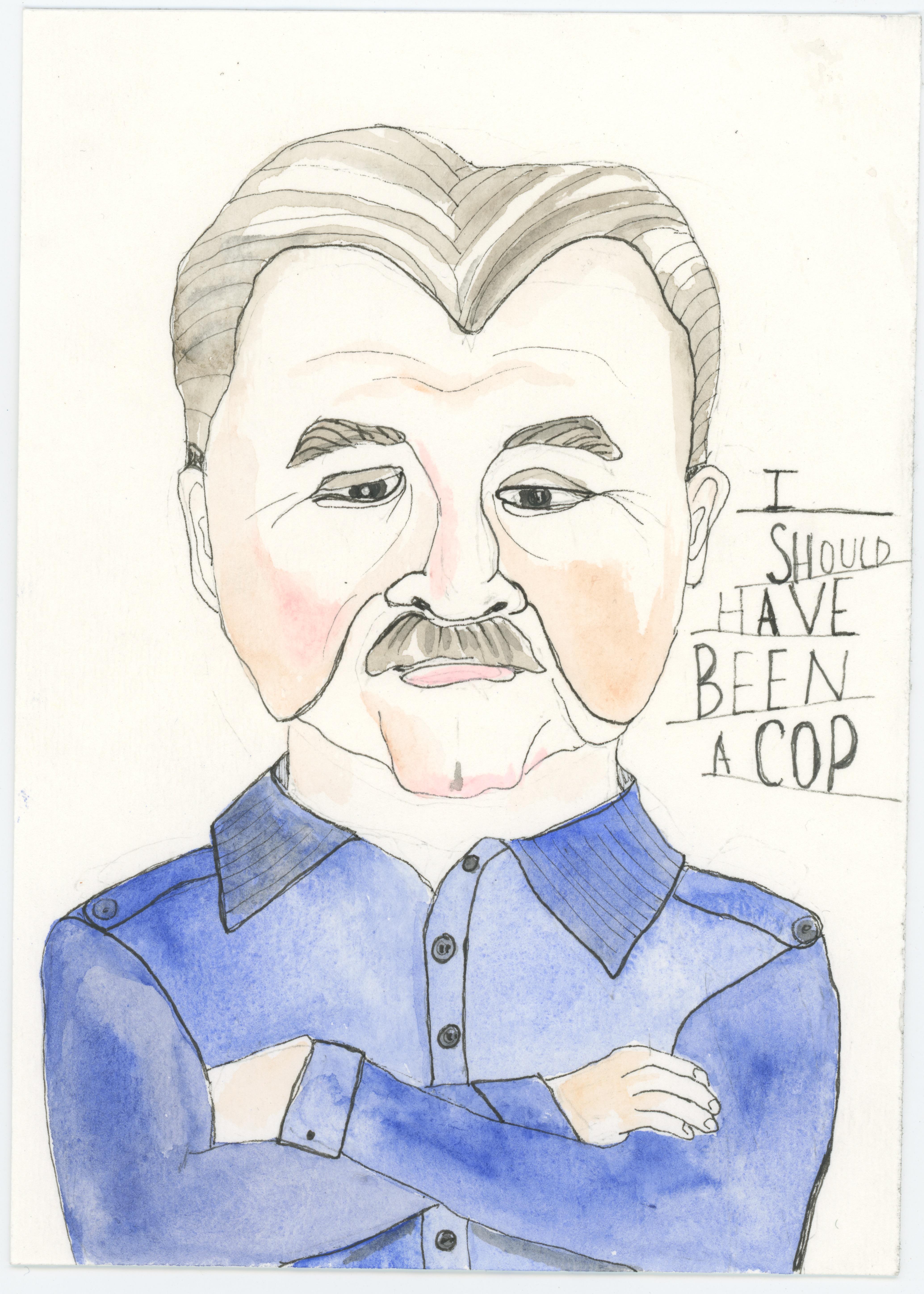 Cop Wannabe