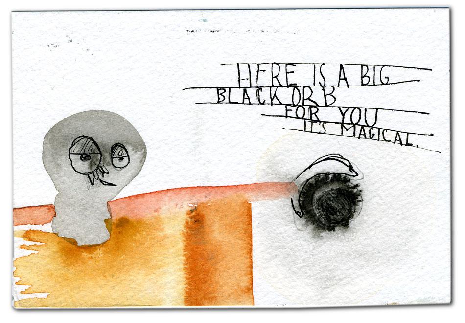 Magical black org