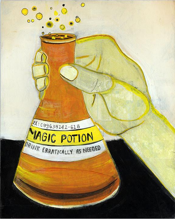 Magic Potion #9