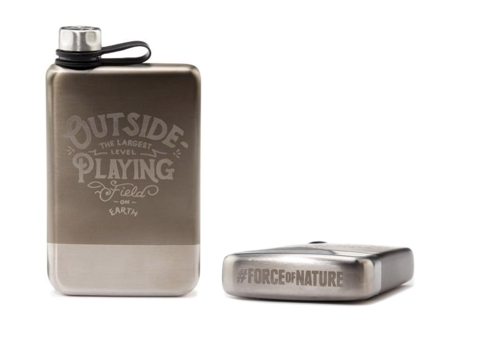 Force of Nature Flask