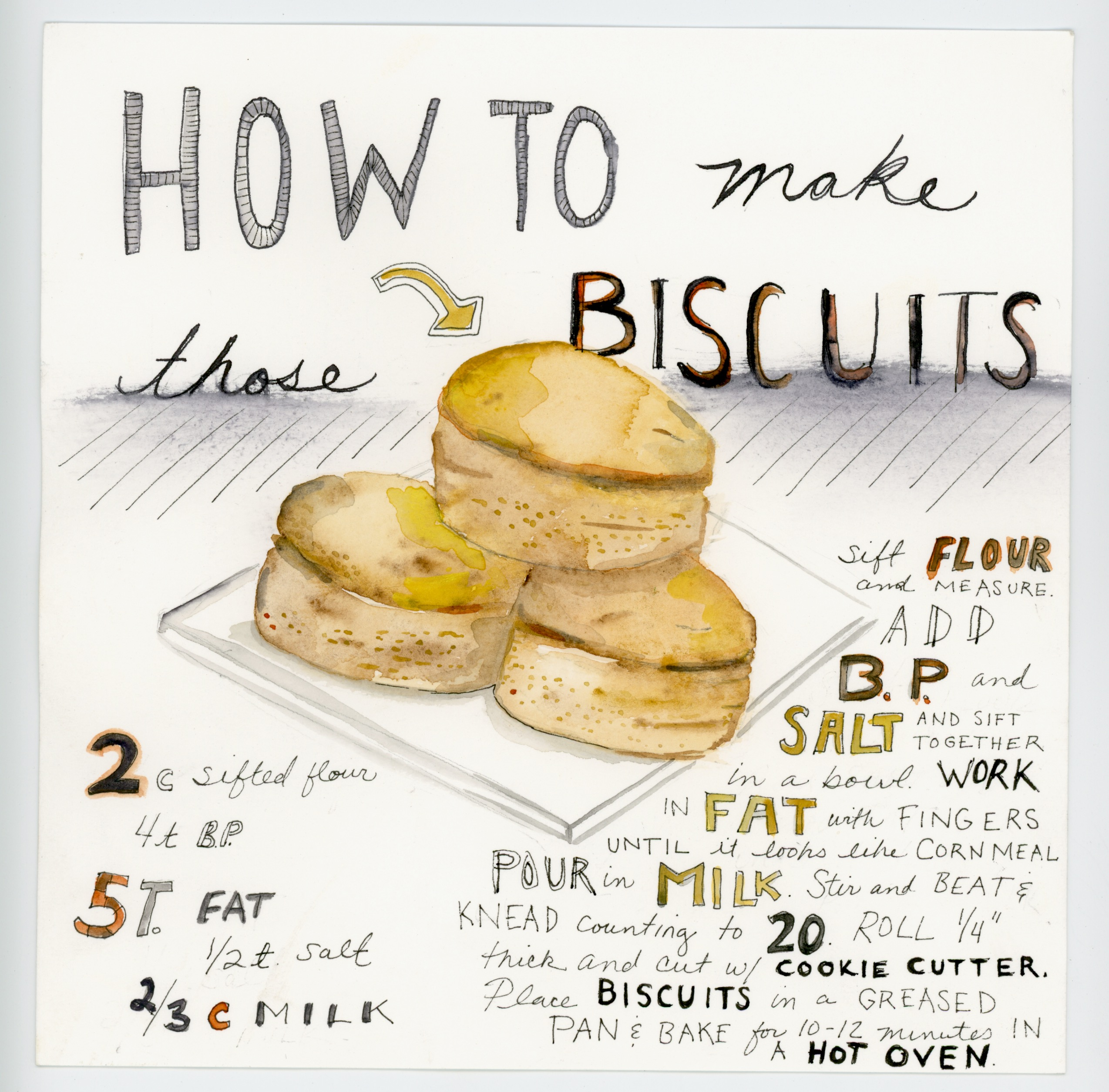 Those Biscuits