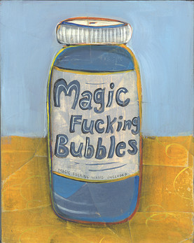 Magic Fucking Bubbles