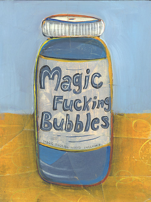 Magic Fucking Bubbles