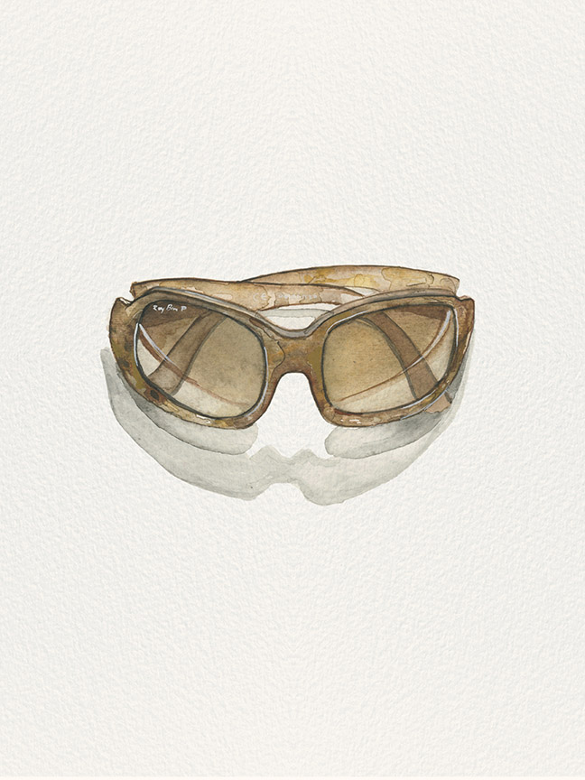 Tortoise-shell Shades