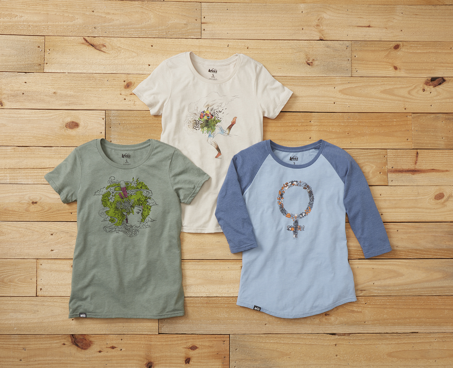 Force of Nature Tees