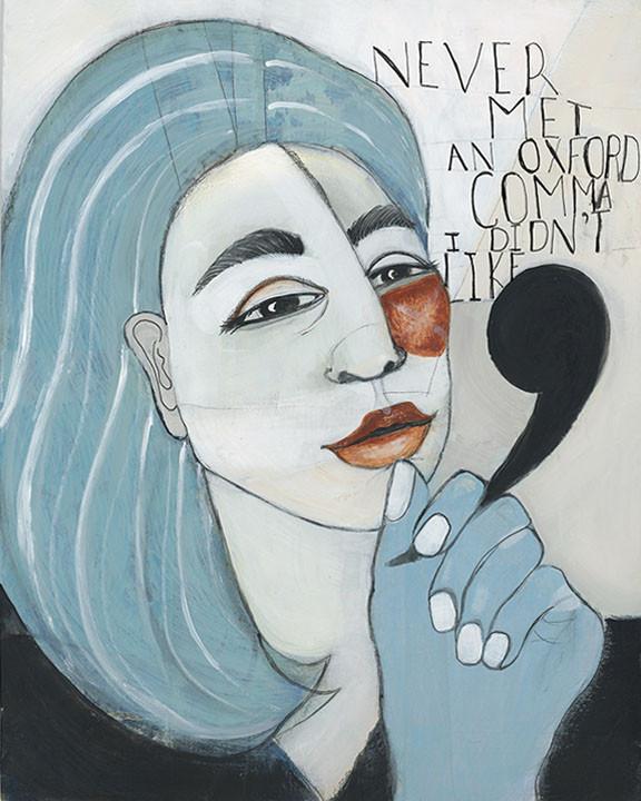 Oxford Comma Connoisseur