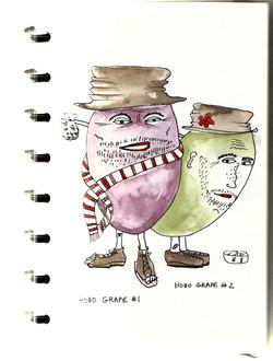 Hobo grapes