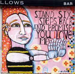 Stand Six Steps Back