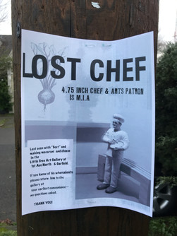 Lost Chef Poster