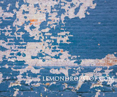 Blue Grundge