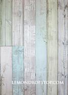 Colored Beachwood