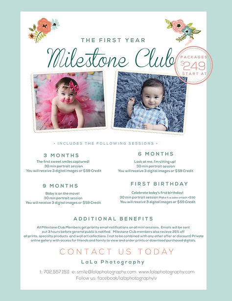 Milestone club Las Vegas