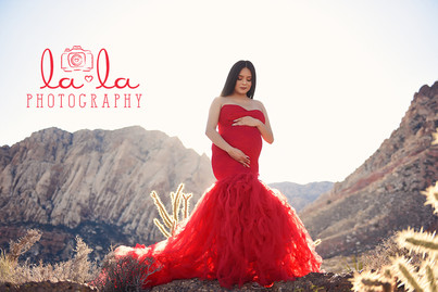 Las Vegas Maternity Photographer