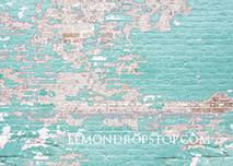 Faded Mint brick