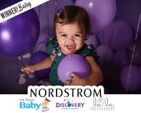 Nordstrom Finalist Spring 2019