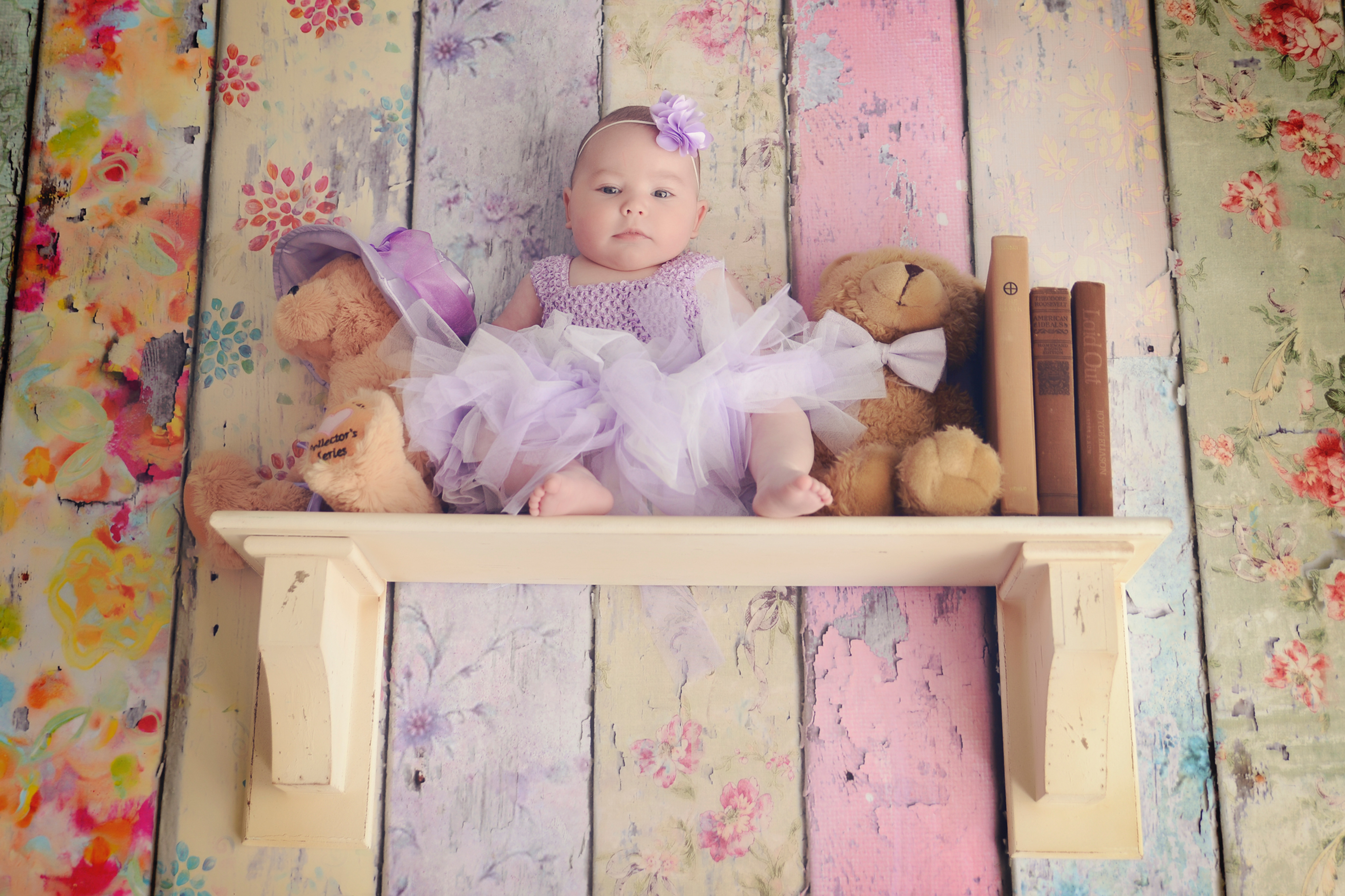 Infant session 6 weeks-4 month INF