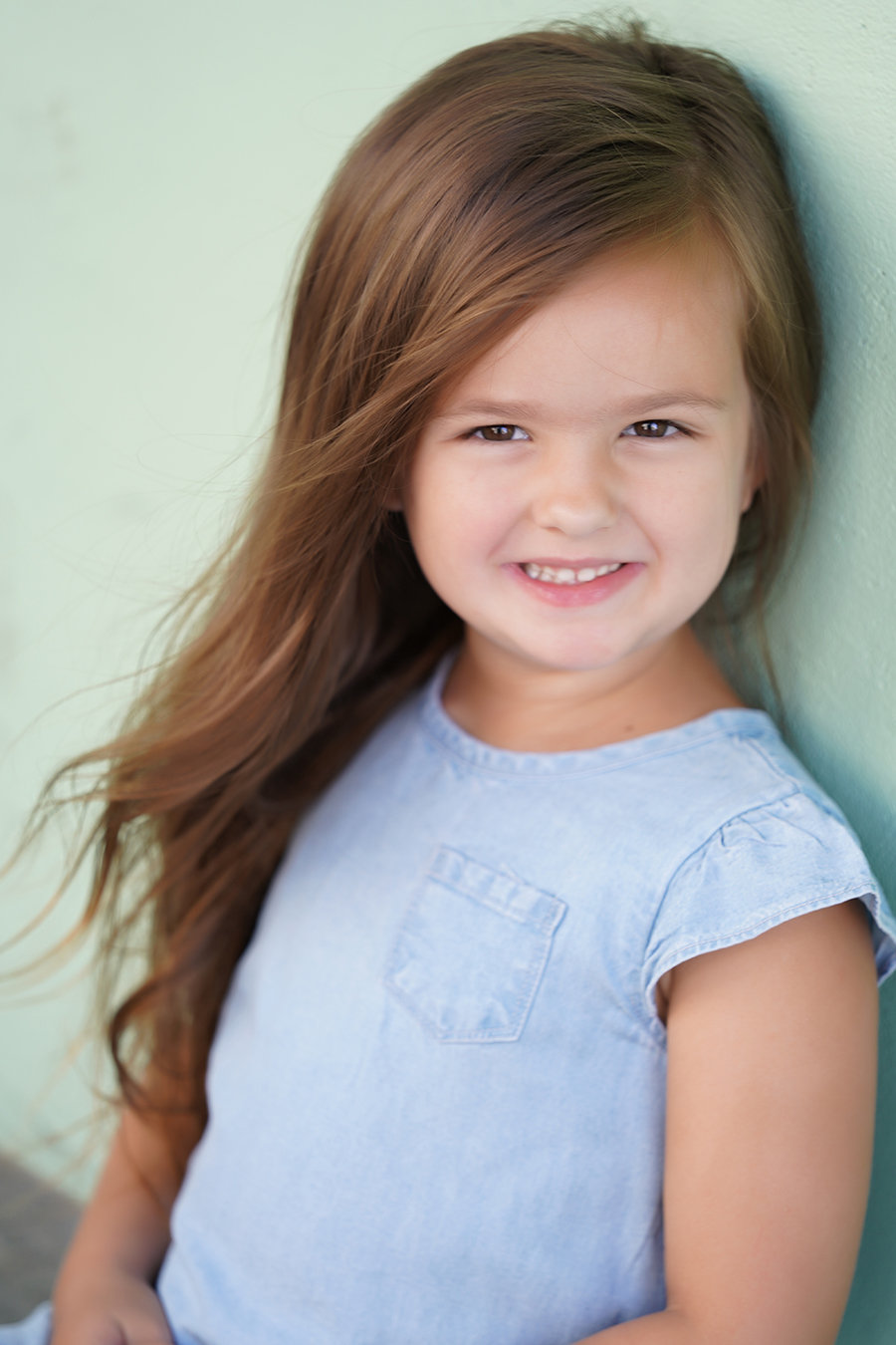 Kid's Modeling Headshots