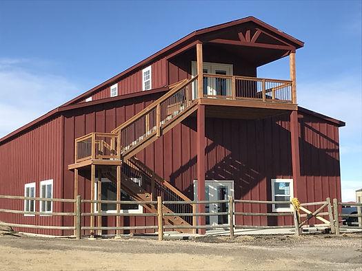 Farm Fusion Barn